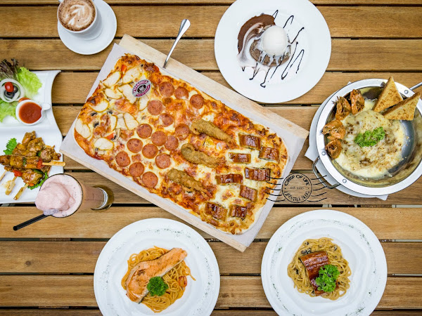 Pizzaiola @ Lot33, Prangin Mall, Penang