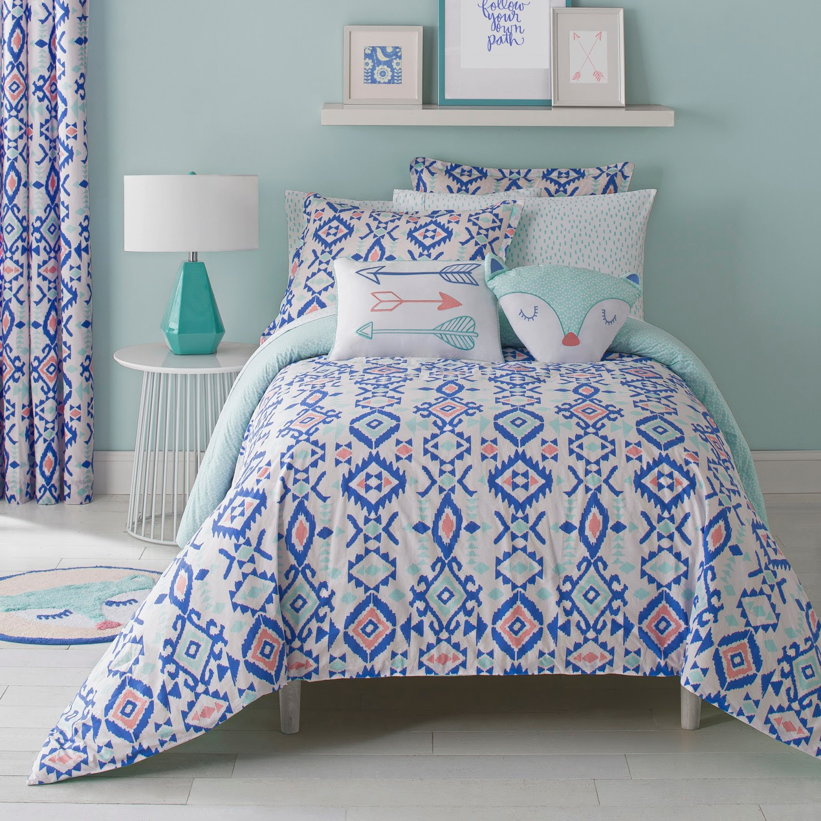 Travel Themed Bedroom For Seasoned Explorers: Sabrina Soto Children's Bedding Collection At Target