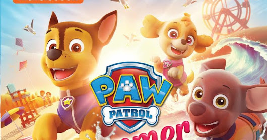 """PAW Patrol: Summer Rescues"" Now Available on DVD + #Giveaway #SUMMERFUN18"
