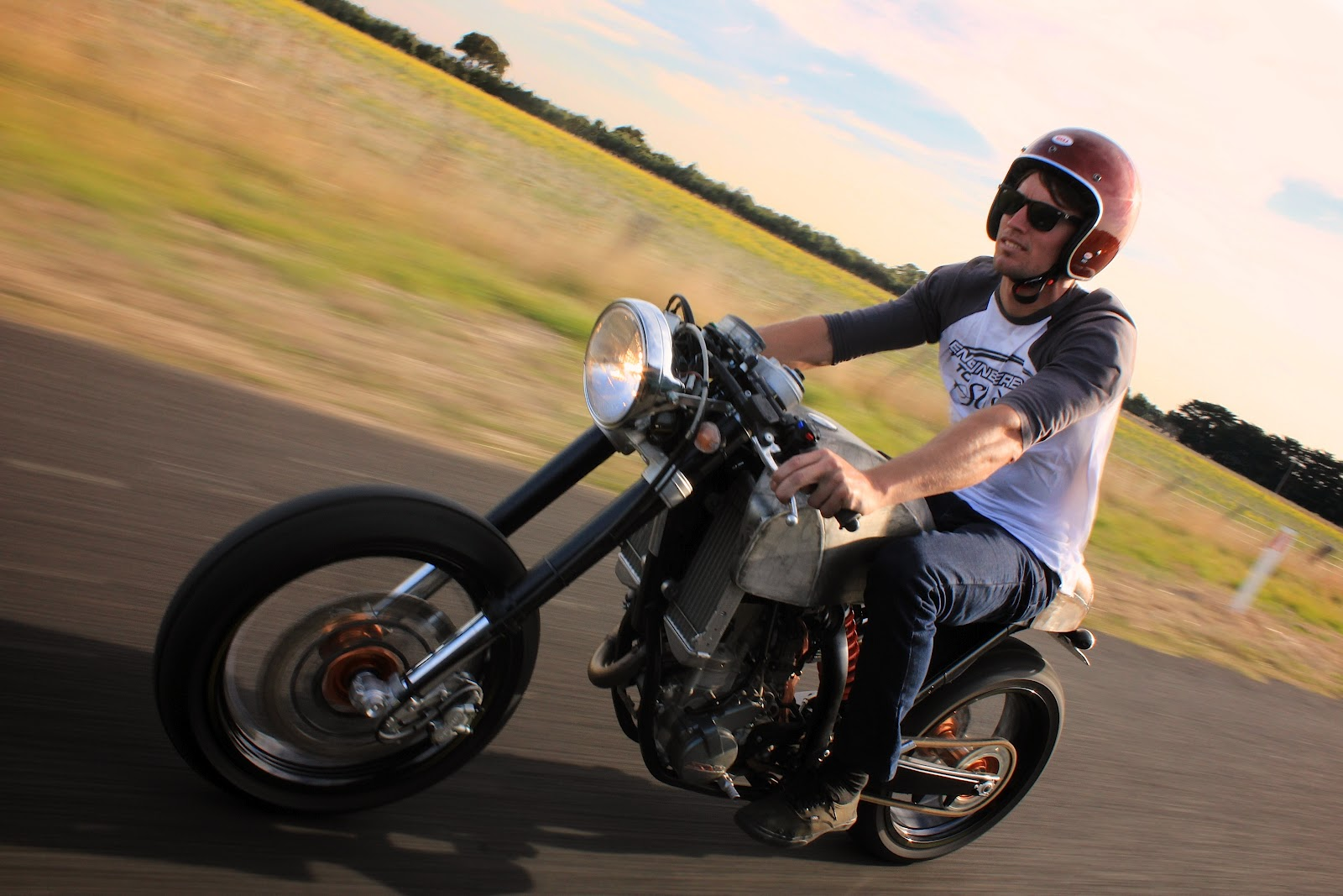 march 2012 ~ return of the cafe racers