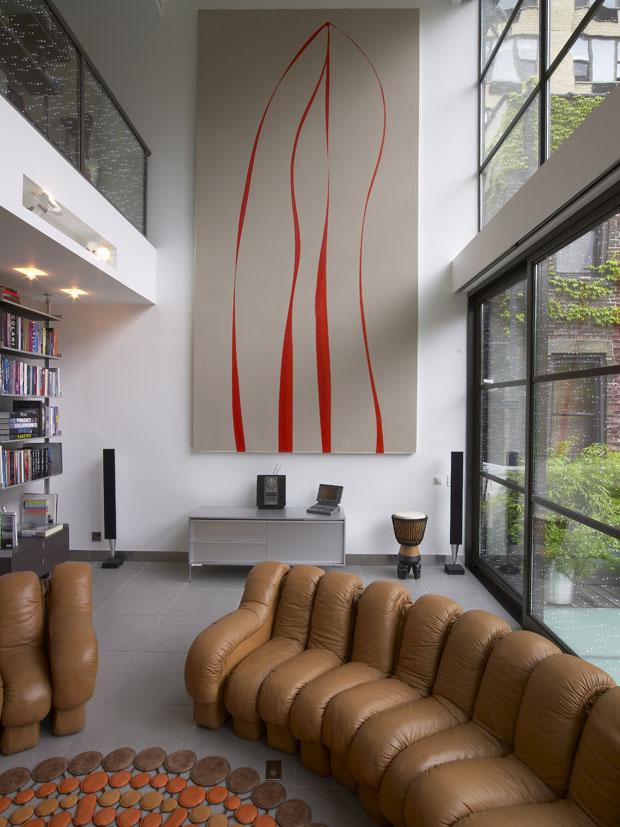 Triplex de diseño en Nueva York / Fractal Construction ...