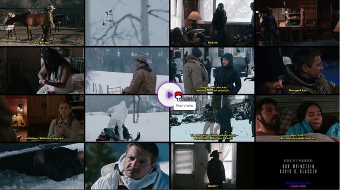 Screenshots Download Film Gratis Wind River (2017) BluRay 480p MP4 Subtitle Indonesia 3GP Free Full Movie Streaming Hardsub Nempel