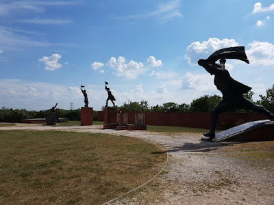 Estatuas comunistas en Memento Park