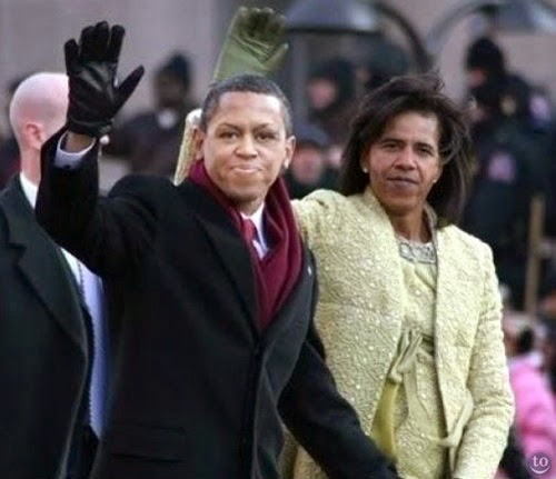 04-Barack-Hussein-Obama-&-Michelle-Lavaughn-Robinson-Obama-Face-Swap-www-designstack-co