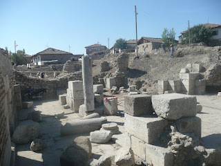 Sulusaray antik kenti