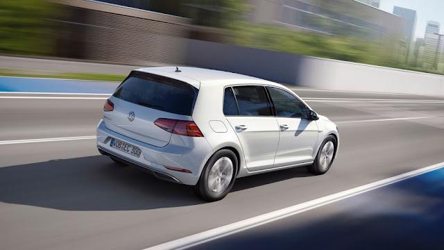 Volkswagen e-Golf 2017 - completamente eléctrico