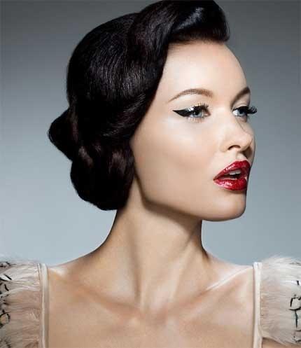 Hermosos peinados de moda | Tendencia años 60