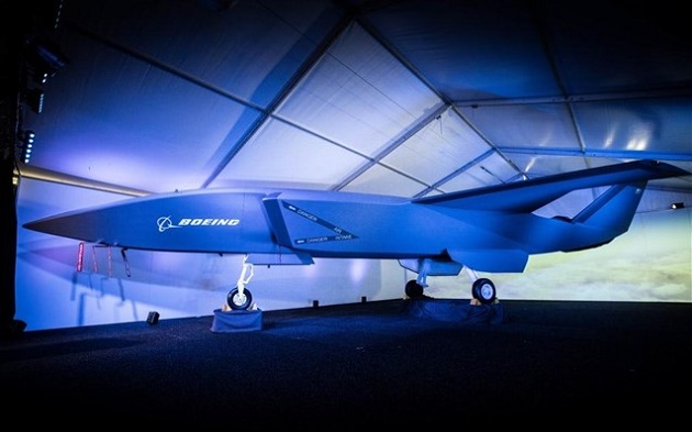 Loyal Wingman: Στρατιωτικό drone-συνοδός για πολεμικά αεροσκάφη