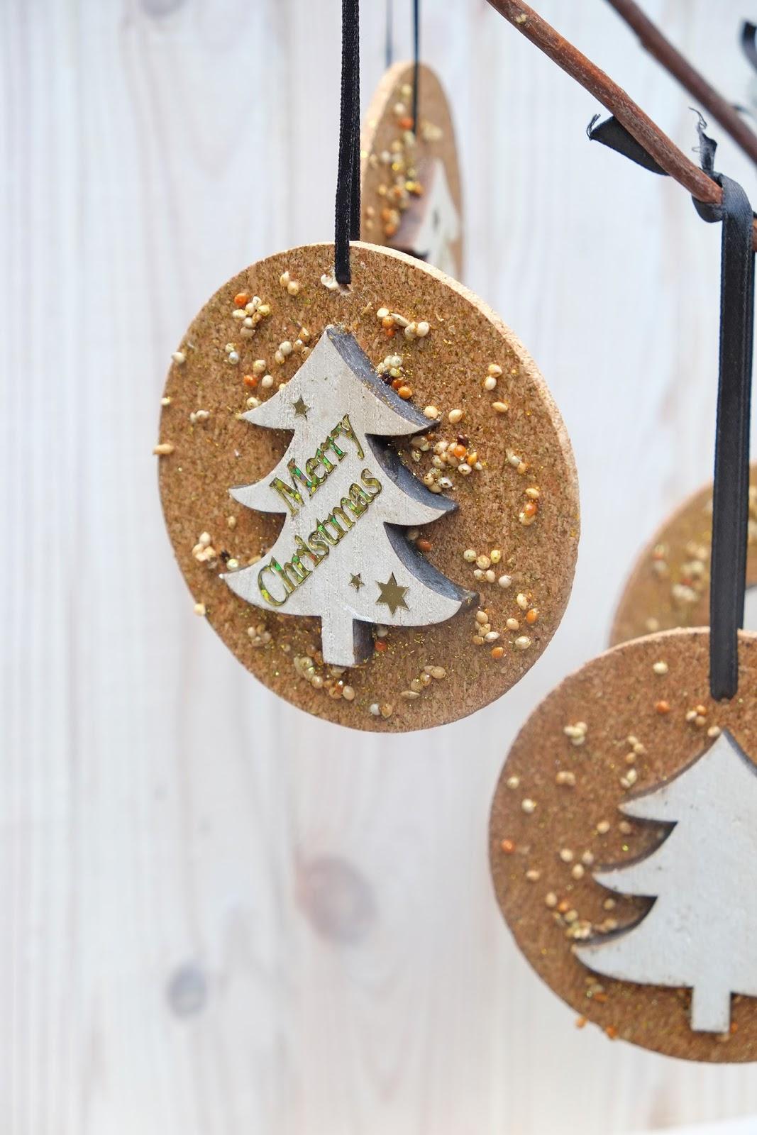Makkelijk Kerst hanger maken - Diy
