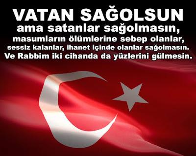 vatan, satan, vatansever, şehit, türk, türk bayrağı, dalgalanan bayrak, masumlar, hainler, türkiye, terör, dua, cihan, şükrü aygün, beddua, güzel sözler, özlü sözler, anlamlı sözler