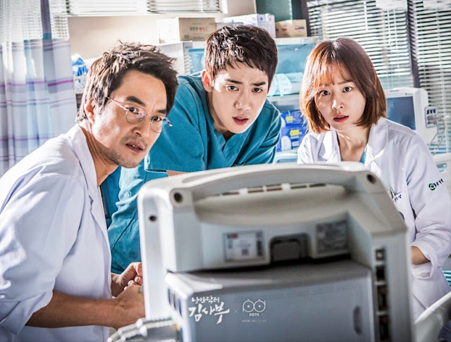 Drama Korea Romantic Doctor, Teacher kim Subtitle Indonesia
