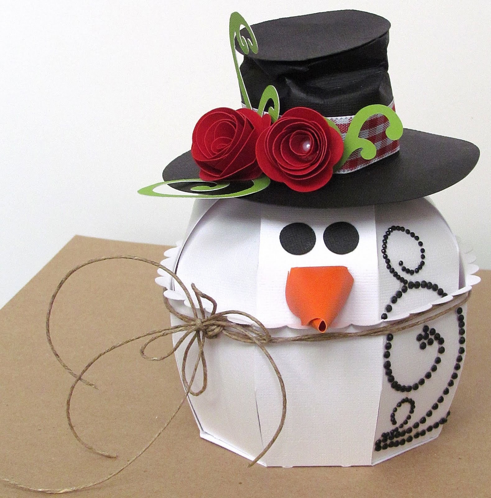 Sharon Langford Designs: Winter/Christmas Blog Hop!