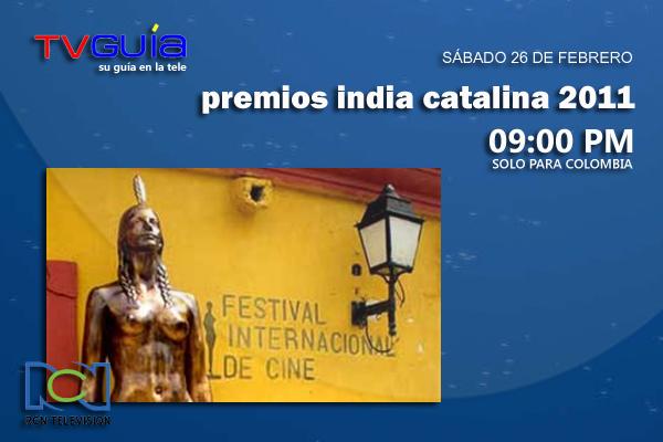 SAB 26/FEB: Premios India Caralina 2011 en vivo por RCN