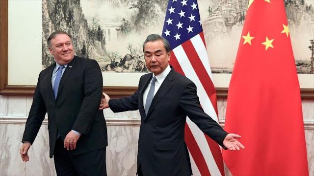 "China exige a EEUU que ponga fin a sus ""acciones erróneas"""