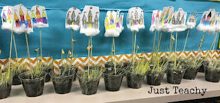 Planting Seeds, Jack & the Beanstalk