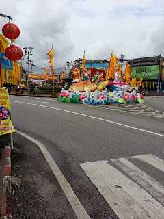 Phuket Town - Jui Tui Junction