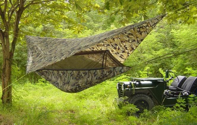 All Things Bushcraft Bushcraft Kit Hammocks
