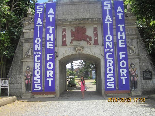 Fort or Fuerte de la Concepcion y del Triunfo