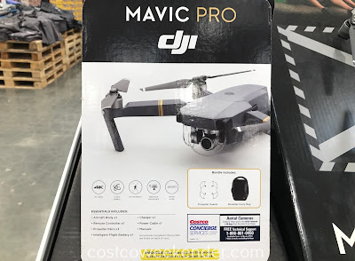 Take photos and shoot video from high above with the DJI Mavic Pro