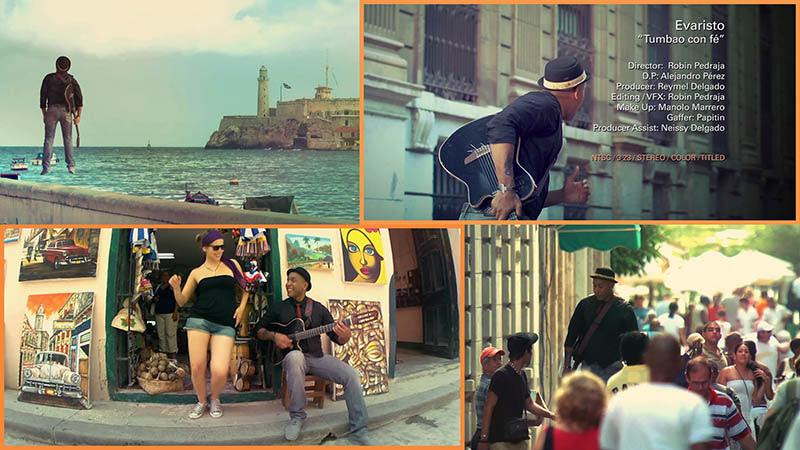 Evaristo - ¨Tumbao con fe¨ - Videoclip - Dirección: Robin Pedraja. Portal Del Vídeo Clip Cubano