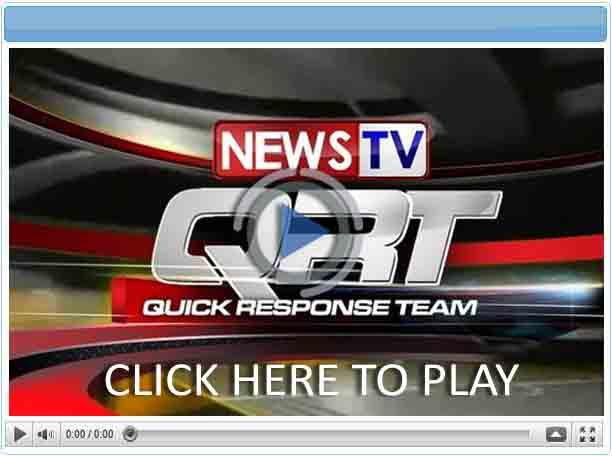 News TV Quick Response Team - Pinoy Show Biz  Your Online Pinoy Showbiz Portal