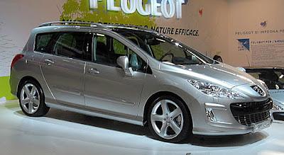 Peugeot 308 SW Image