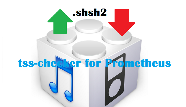 How to save .SHSH2 Blobs for iPhone, iPad or iPod touch for Prometheus with tssaver Go to https://tsssaver.1conan.com.Paste the converted hexadecimal ECID you had copied above. Select your device type i.e. iPhone, iPad or iPod touch.
