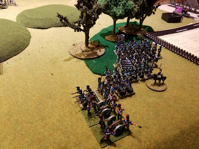 Saturday Shako and a Bonus Game: Et Sans Resultats (ESR) Napoleonic Wargaming Rules!