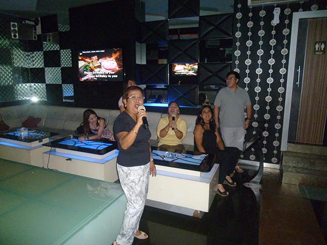 Karaoke en Bali