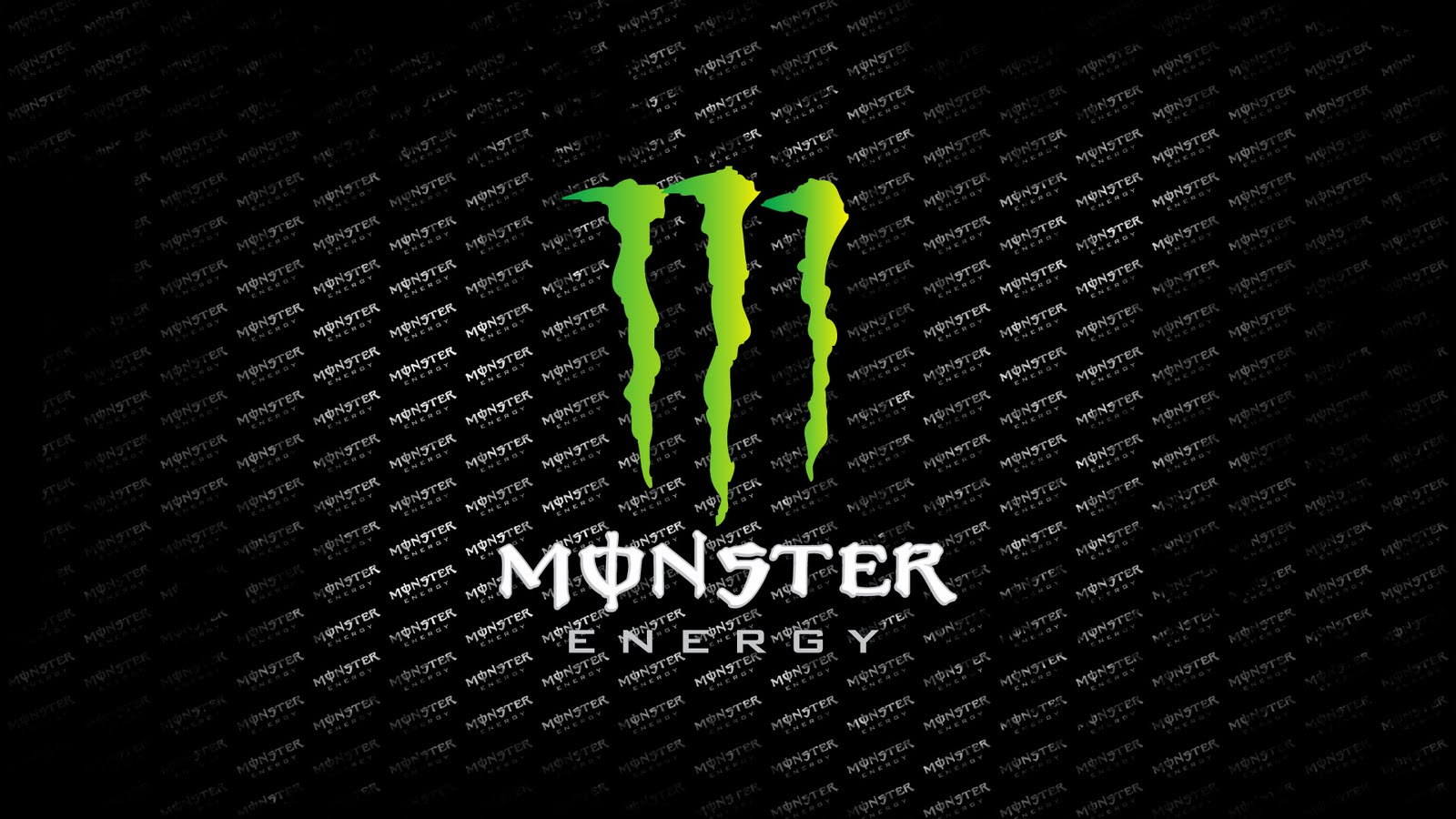 H.D. Wallpapers: Monster Energy Logo HD Wallpaper