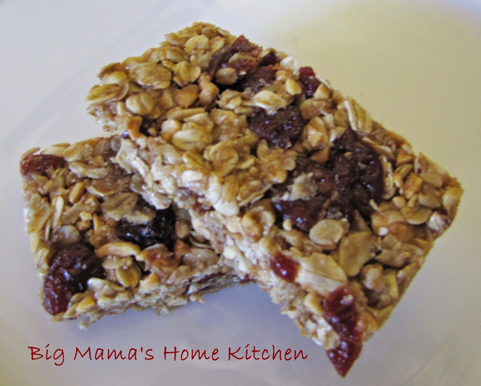 Big Mama S Home Kitchen Chewy Oatmeal Peanut And Dried