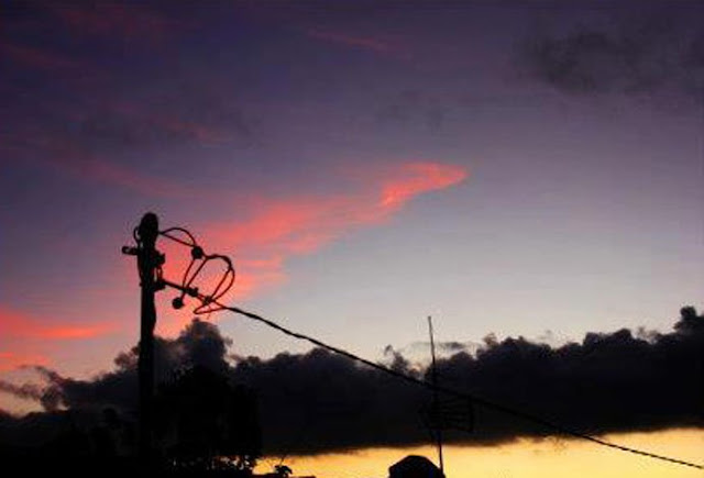 Perubahan Warna Langit Setiap Waktu Sholat Ternyata Berpengaruh Besar Pada Tubuh. Ini Buktinya!
