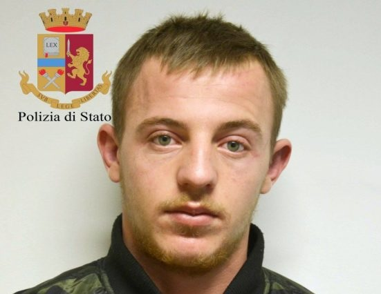 20-year-old Albanian robber Arxhens Zykollari arrested after stole a series of houses