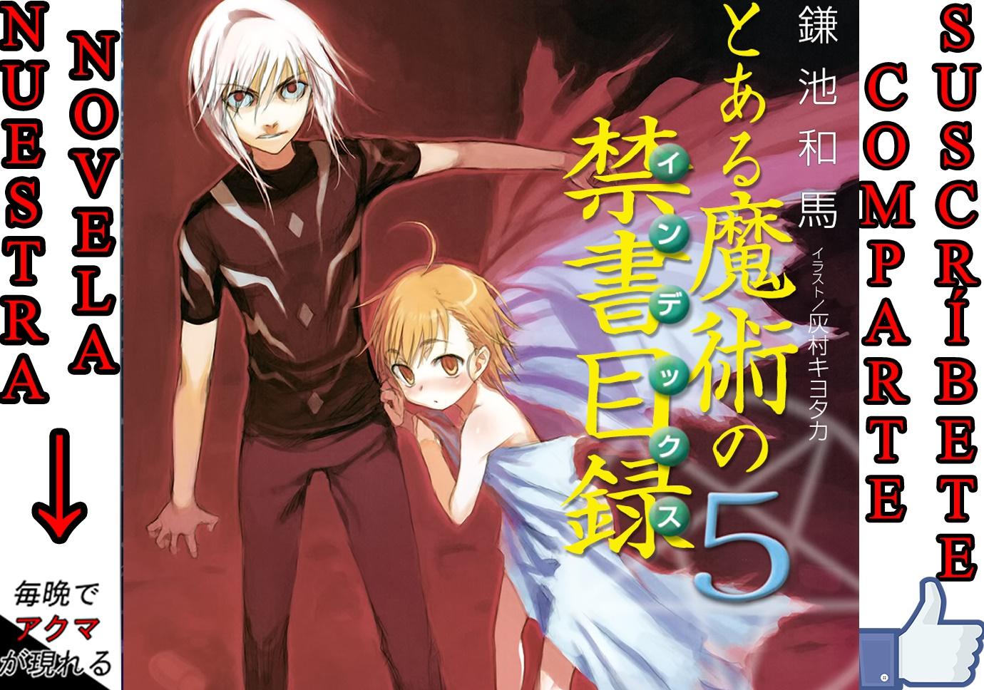 To Aru Majutsu no Index vol  5 (RESEÑA) - Novels & Others
