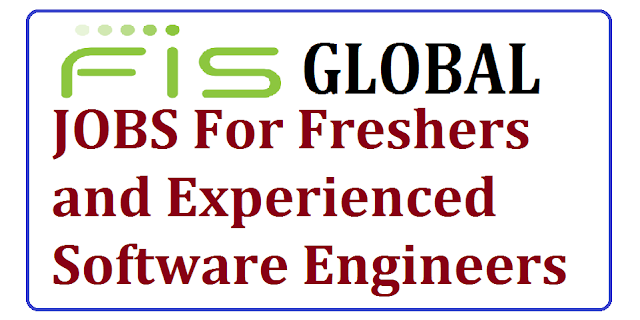 Jobs in chennai FOr EXp and freshers