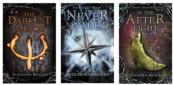 The Darkest Minds series