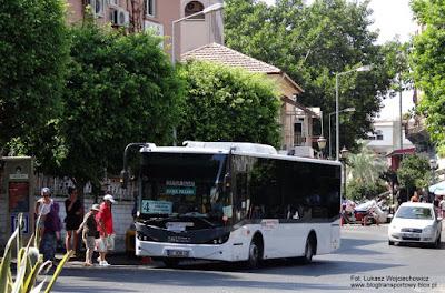 Isuzu Citibus #40, Alanya Belediyesi Şehir Otobüsü
