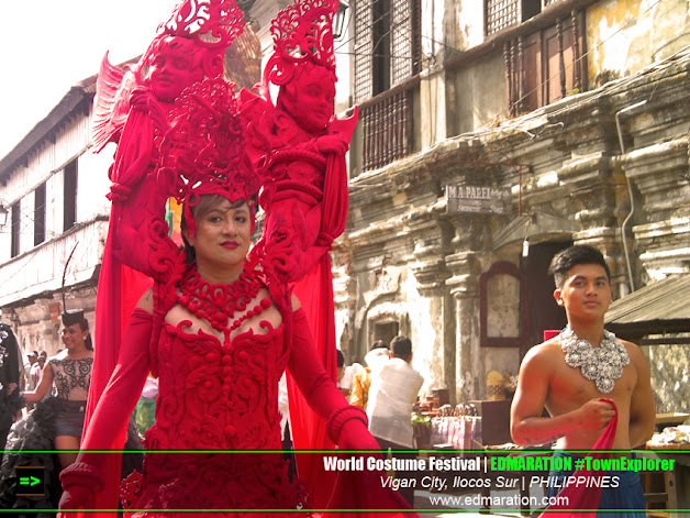 World Costume Festival | Vigan Conquers the World