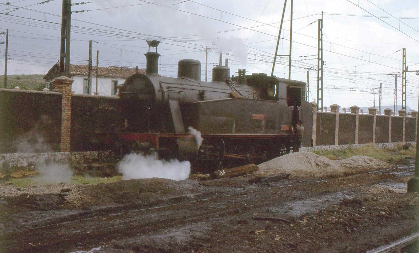 Historias del tren 150 a os de ferrocarril en miranda de ebro for Decoracion 88 miranda de ebro
