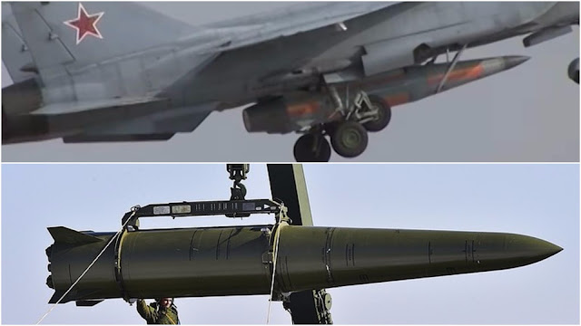 Image result for Kinzhal air-launched ballistic missile