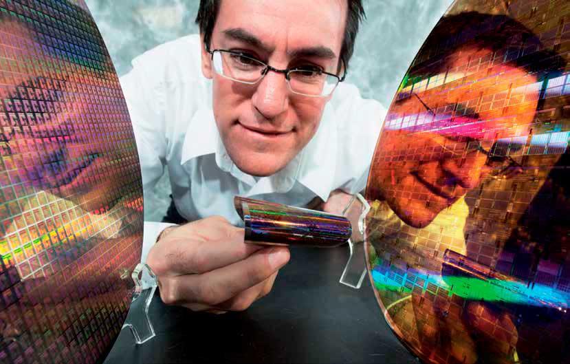 Instalaciones eléctricas residenciales - Semiconductores flexibles