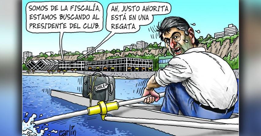 Carlincaturas Viernes 19 Mayo 2017 - La República