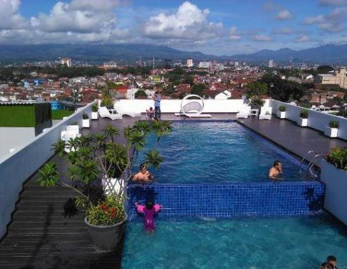 MaxOne Hotels Hotel dekat tempat wisata di malang