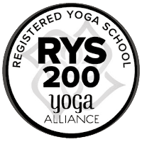 logo yoga alliance registered yoga school