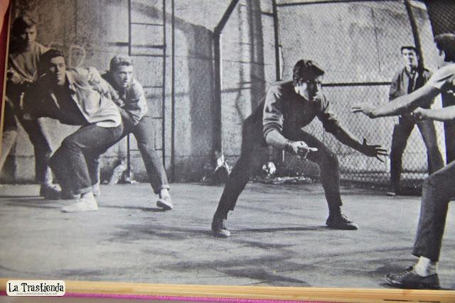Libro de ocasión - West Side Story - Irving Shulman - Edición 1965
