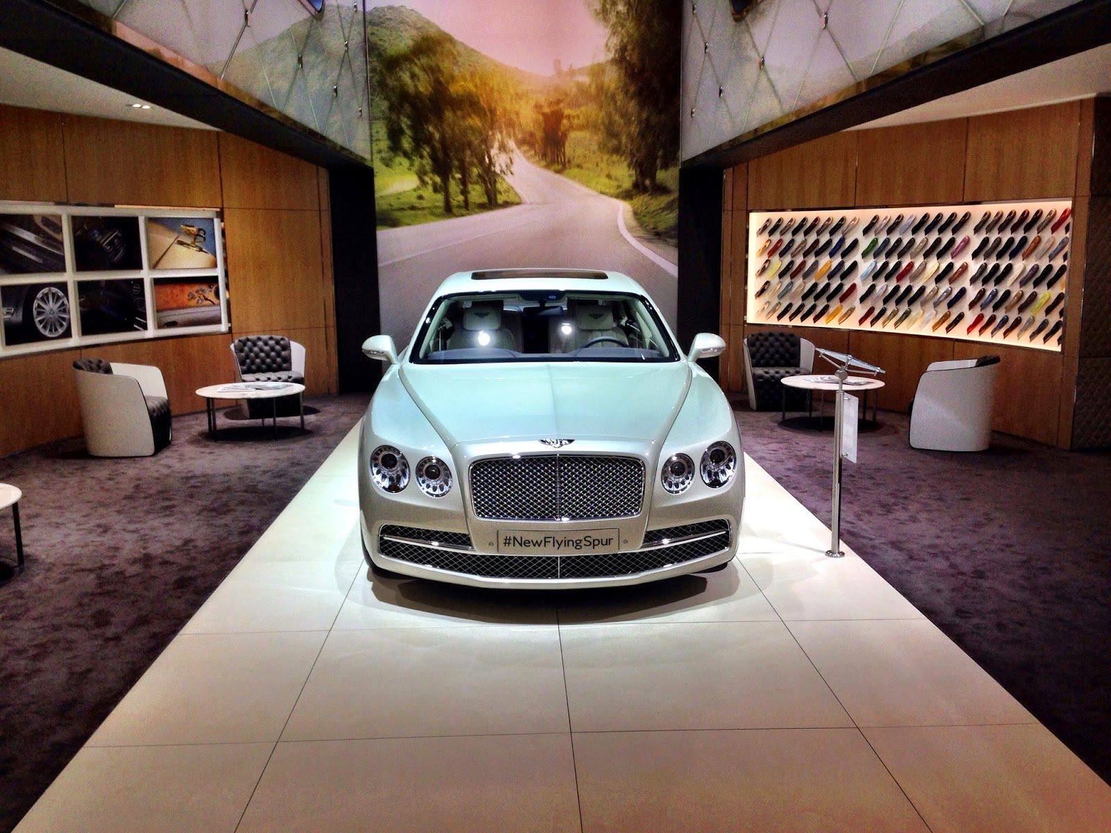 bentley autosalon genf