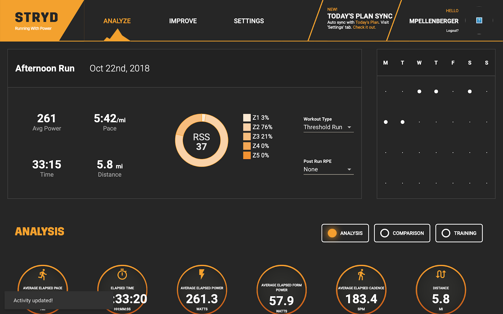 Road Trail Run: Stryd versus RunScribe Plus: Can Data Make You Faster?