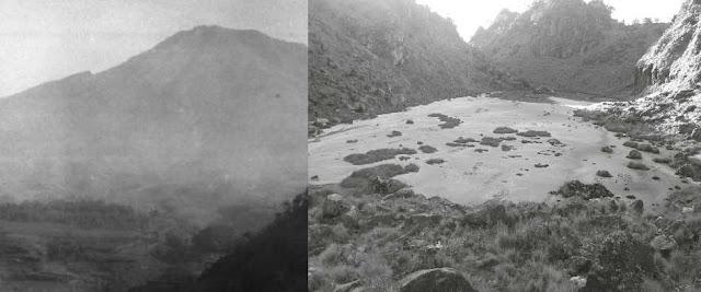 Pesugihan Gunung Sumbing Jawa Tengah