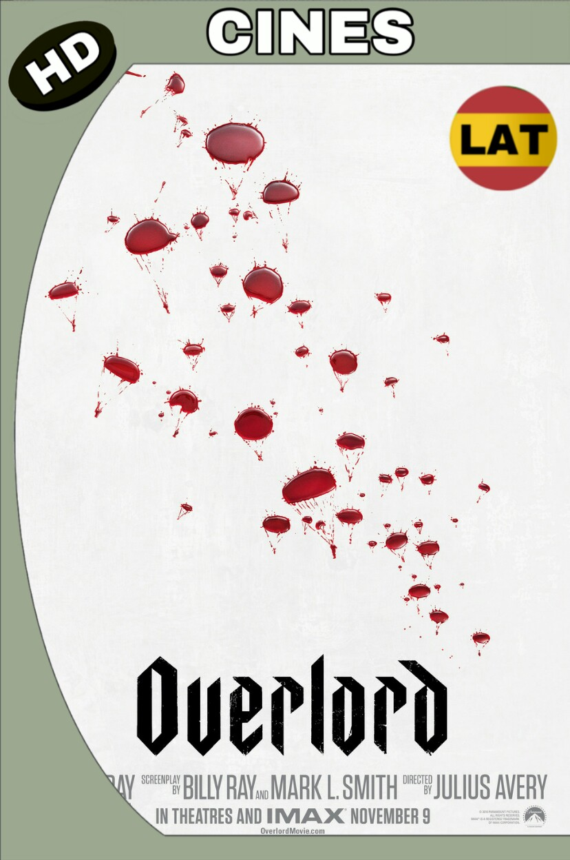 OVERLORD (2018) TS SCREENER LATINO AVI