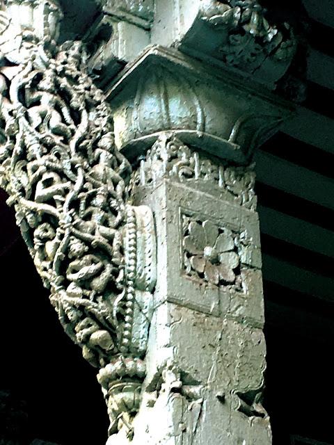 kaala ramji mandir, pillar carving, sketch artist, ilovesketchart, photography, architecture, perspective, Ahmadabad, heritage city,